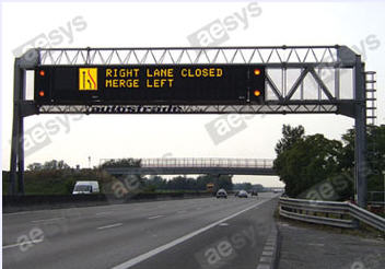 Traffic Dynamic Message Signs (DMS)